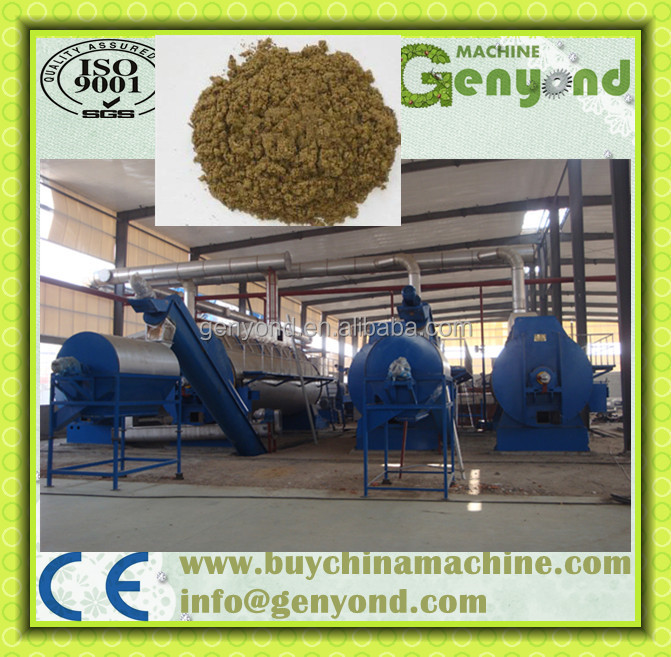 Fishmeal Plant/Fish Flour Processing Machine