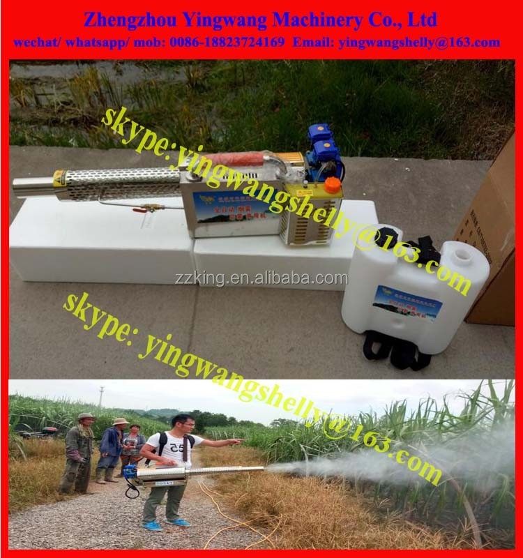High effect chemical misting agricultural Fogging Machine for pest control