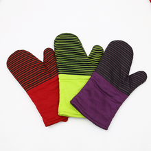 silicone cotton oven gloves mitts