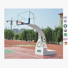 High quality basketball training equipment best basketball stand and hoop