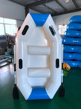cheap inflatable boat inflatable canoe/kayak jet powered kayak for sale