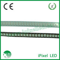 ws2812b smd 5050 rgb waterproof led pixel strip light ce rohs