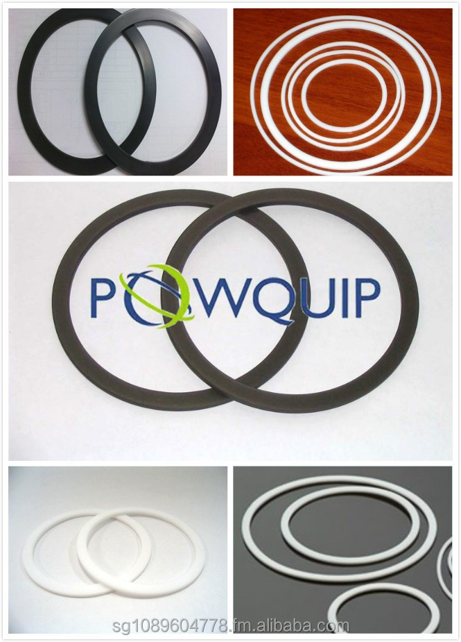 PTFE Backup Ring 115x130x3 Bronze/Nylon/Teflon