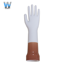 Industry factory ceramic glove porcelain molds
