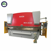 WC67Y-300/4000 CNC hydraulic sheet press brake hydraulic press brake metal bending machine