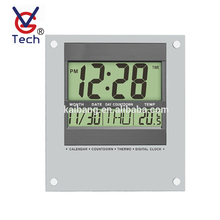Complete Certification Table Stand Jumbo Digital Wall Clock