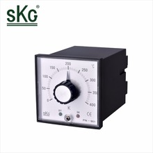 PN-901 low price 0-10v output control temp knob analog color printing machine rotary switch thermostat temperature gauge