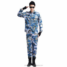 Custom BDU Outdoor training camouflage military uniform