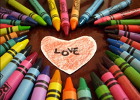 Hot selling 24 wax crayons personalized crayola crayons