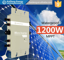 High Frequency Power Inverter 220V Output, 1KW Solar Pv inverter Price, On Grid Mini Inverter 1KW