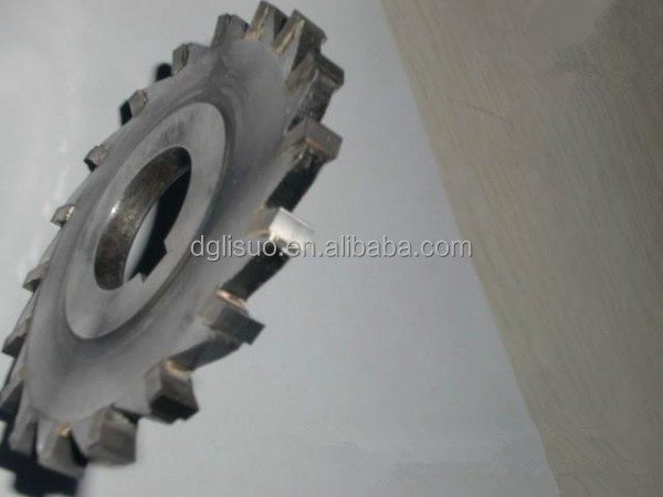 HSS Metric Convex Milling Cutter with TUV CE