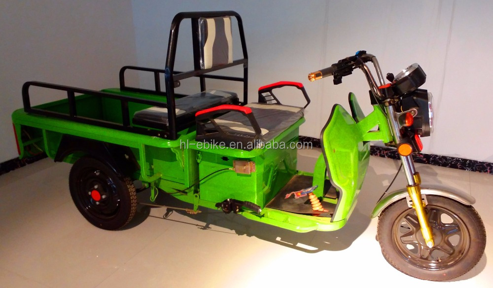 Three wheels cargo tricycles/pedal electric tricycles for Turkey/South Asia markets 1100008