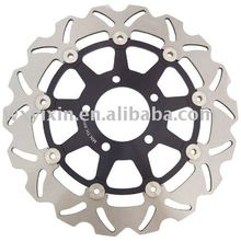 Suzuki floating brake disc rotor for SUZUKI GSXR750 2004 2005