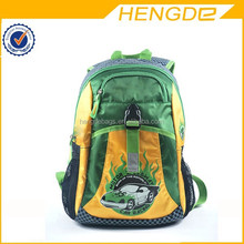 fashion polyester new product high class school backpack bag