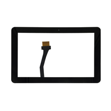 wholesale repair parts cell phone touch screen/ tablet touch screen for Samsung galaxy tab P7500