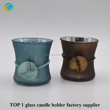 unique glass tea light candle jars for candle