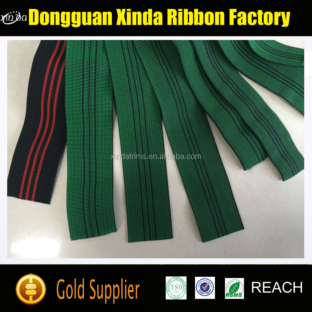 Factory Direct Wholesale elastic webbing for sofa