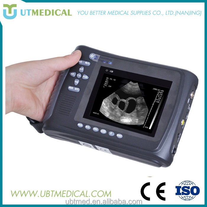 Coupon available vet handheld veterinary ultrasound machine