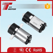 Plastic planetary gearbox brushed dc electric motor/pmdc motor