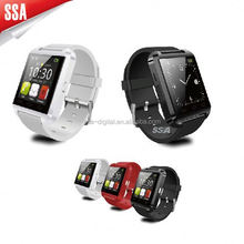 2015 High Fashion watch Wireless Smart Watch Wrist For Andriod Smart Phones