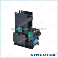 RS232 Electric Card Dispenser Without Reader
