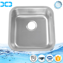 kitchen sink stainless steel hand wash basin sinks made in China 4545A