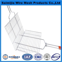Good quality promotional barbecue wire mesh durable in use