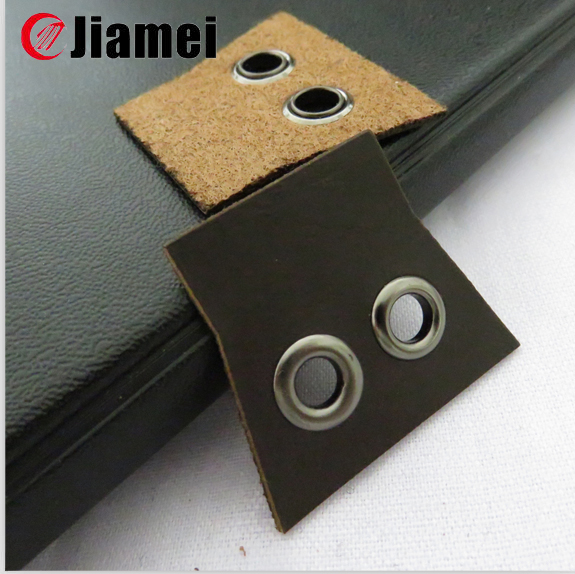 Colorful different shape custom square lock cord stopper
