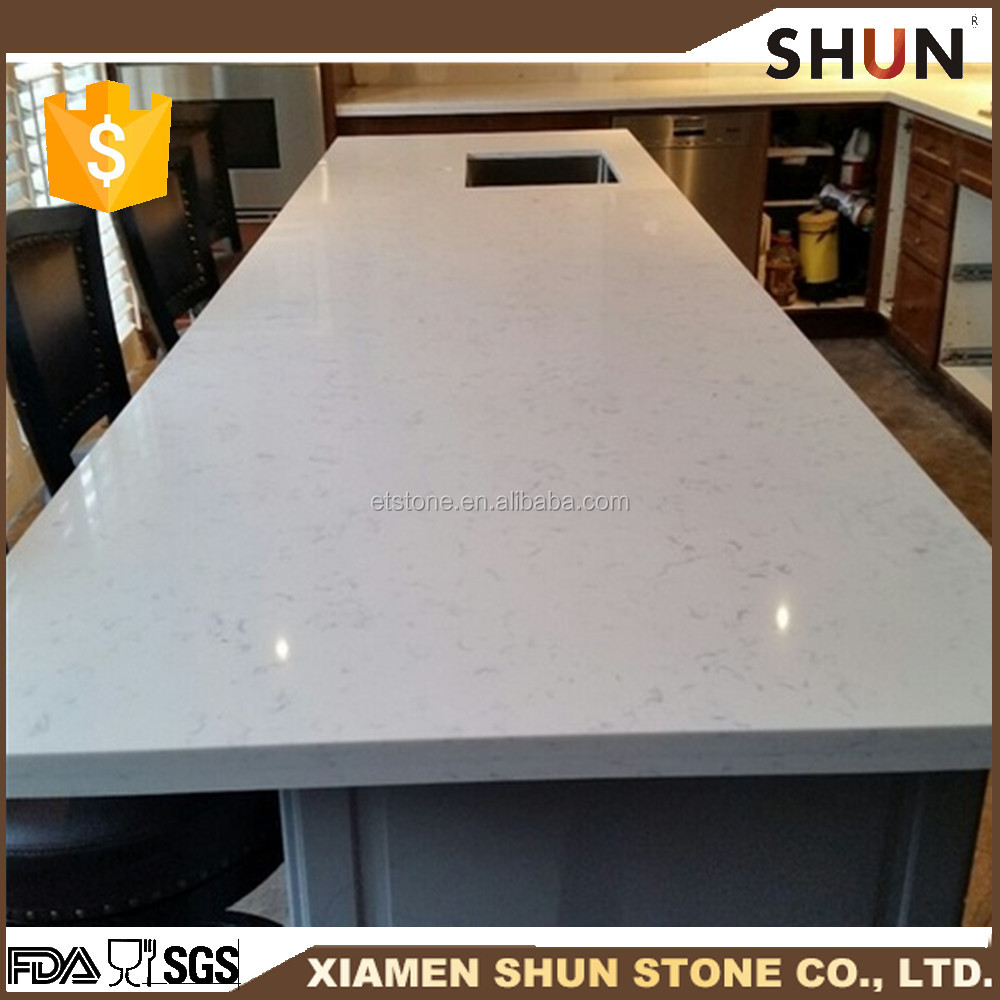 Artificial stone countertop, Artificial quartz stone,Sparkle quartz stone countertop