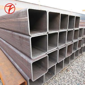 ms square pipe mild welded steel hollow section