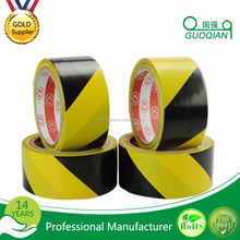 wholesale Yellow CAUTION Tape 1.5 MIL Barrier custom Barricade tape