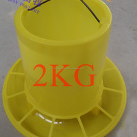 2kg Poultry Feeders And Drinkers Automatic