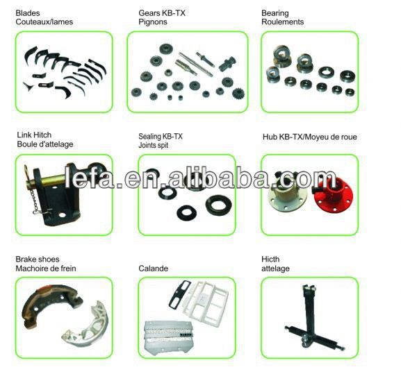 Farm Tractor Spare Parts gear damper manufacturer