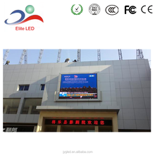 Outdoor Fixed Installation LED Display p6.67 color changing led screens for trucks with Die Casting Aluminum cabinet case