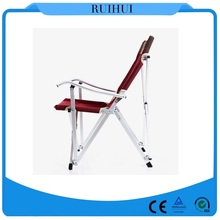 Wholesale Folding Camping Beach Chair , Backpack chair with arms