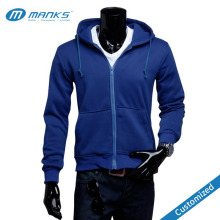 Custom Men'S High Quality Plain American Style Embroidery Hoodies