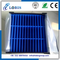 Fire Retardant Correx Plastic Folding Corrugated Platic Reusable Box