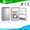 100L 12V DC Solar Single Door Fridge Refrigerator with 100W Solar Panel and 100Ah battery