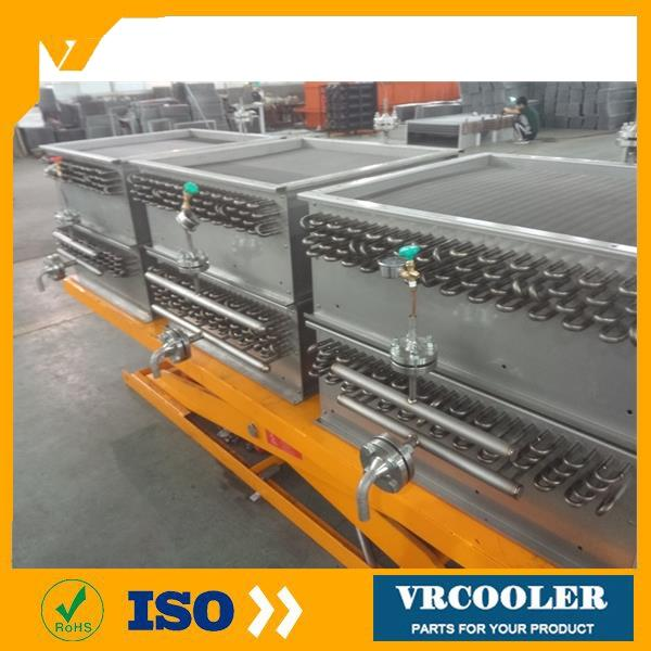 newly produced evaporator machine stainless steel condensers