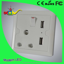 2017 good price south africa wall switch socket