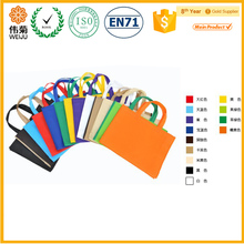 Hot sale cheap wholesale pictures printing non woven shopping bag