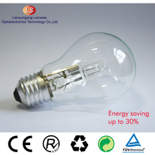 Halogen Bulbs A55 A60 230V B22 E27