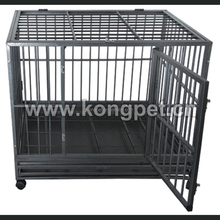 2015 High quality Square Metal pet Kennels for dogs or cats KE050