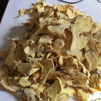 Dehydrated food dried ginger slice