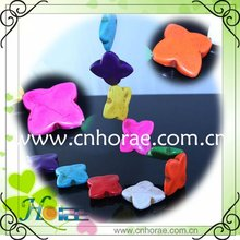 wholesale synthetic turquoise stone for jewelry making
