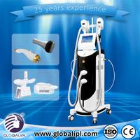 Medical CE approved effective cellulite reduction vacuum suction massage slimming machine