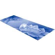 Eco friendly product 1mm thin suede yoga mat