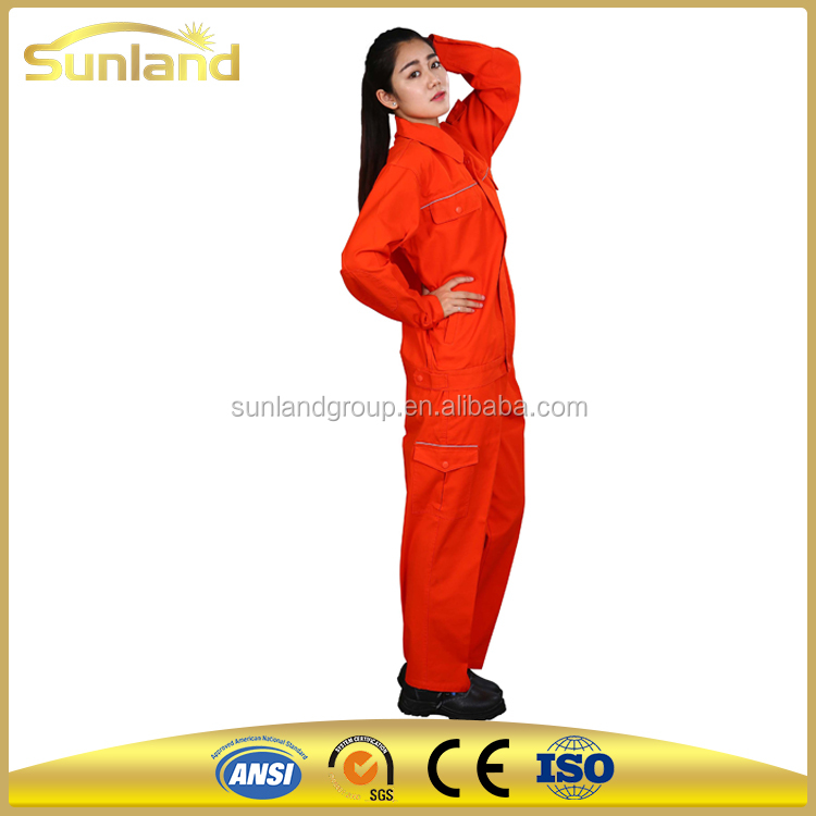China Wholesale Custom Anti Flame Oil Refinery Work Wear