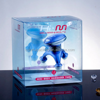 clear plastic cube custom boxes ,square clear boxes ,plastic cube folding carton boxes