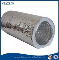 Air flow systems 8inch 8inch flexible duct with insulation